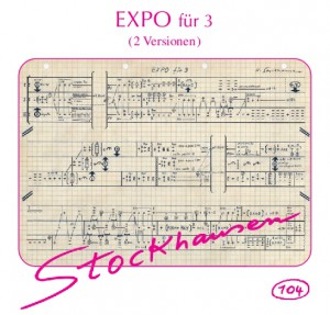 Expo CD 104 Cover